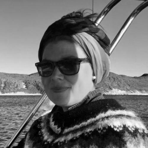 Sara Olsvig.