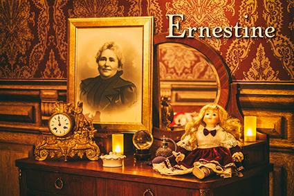 Escape Yourself - Ernestine