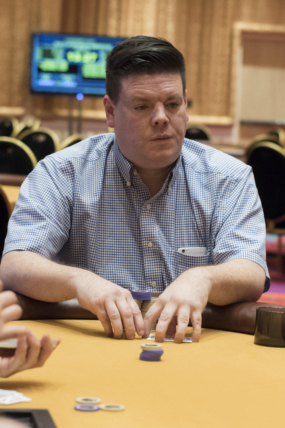 Jake Irvin Leads the way in PLO