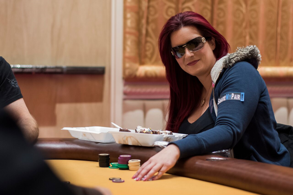 Vanessa Kade Profesional Poker Player