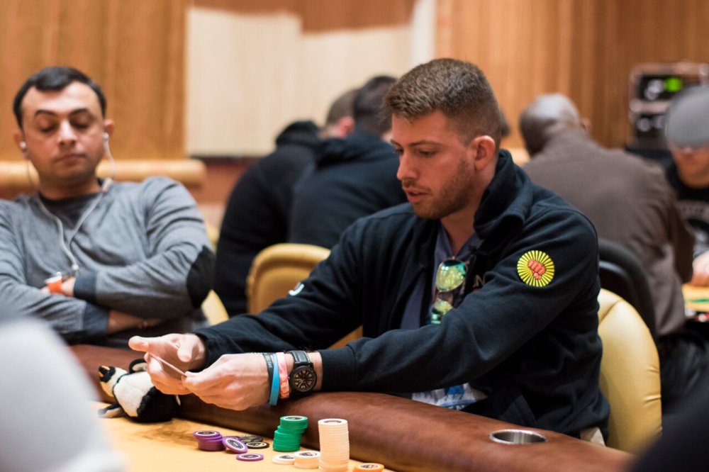 "JESSE ""JESSEJCAPPS"" CAPPS PROFESSIONAL POKER PLAYER, RIU MAIN EVENT RUNNER-UP"