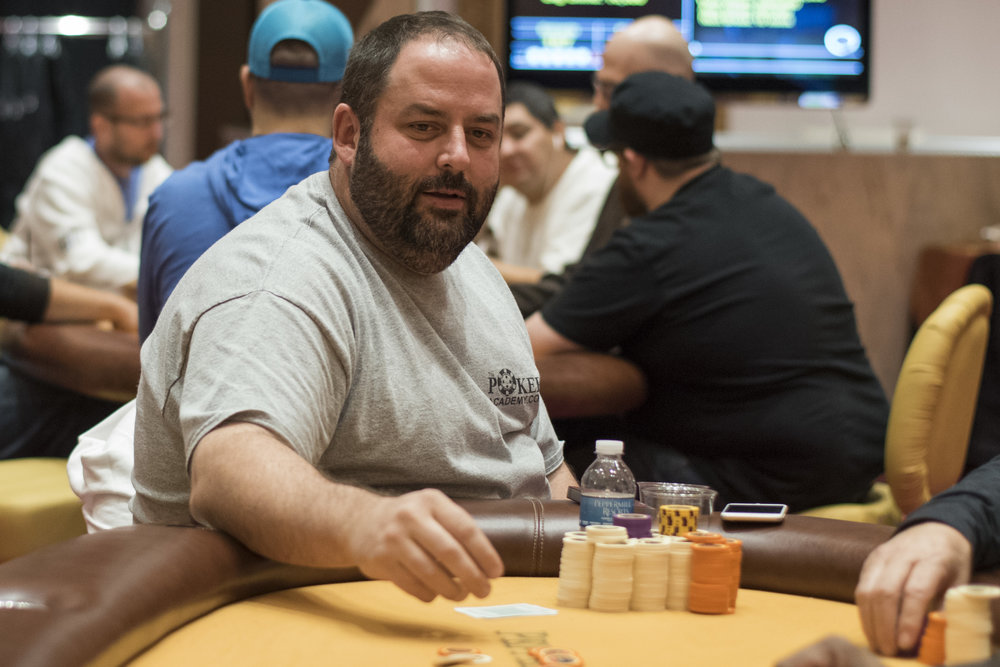 Rep Porter is cruising in the Black Chip Bounty
