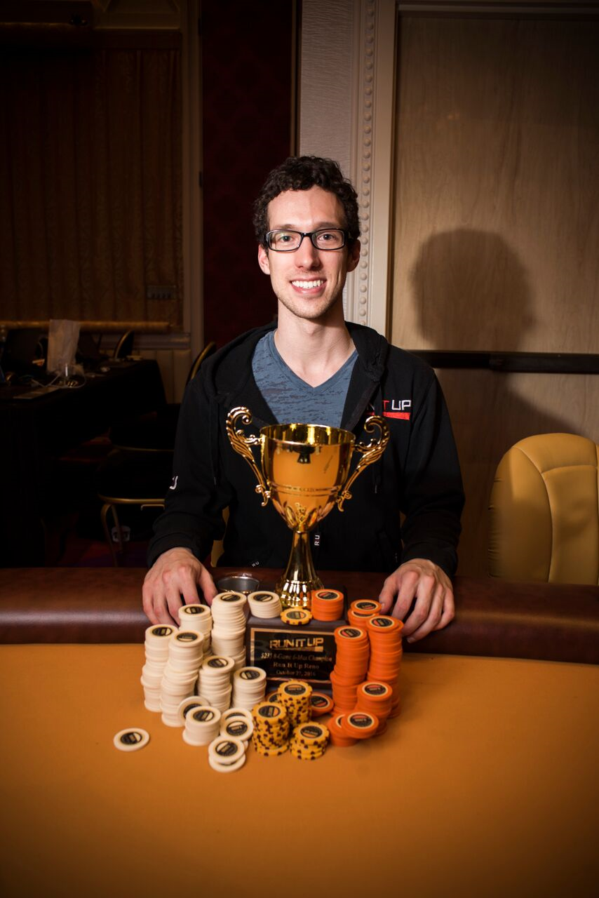 Jordan Spurlin - Champion ($4,641 + Last Warrior Standing ME Seat)