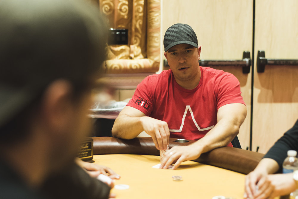 Rick Konecny Looking for Another PLO Final Table