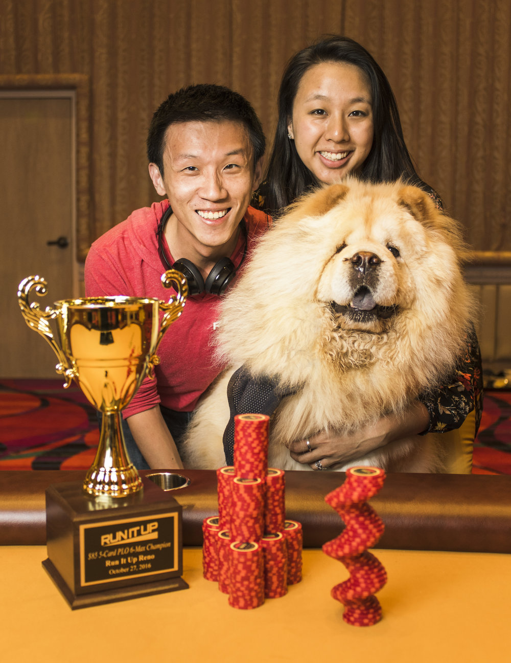 Albert Ng Takes Down His First RIU Gold Trophy