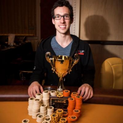 Jordan Spurlin, 8-Game Mix Champion