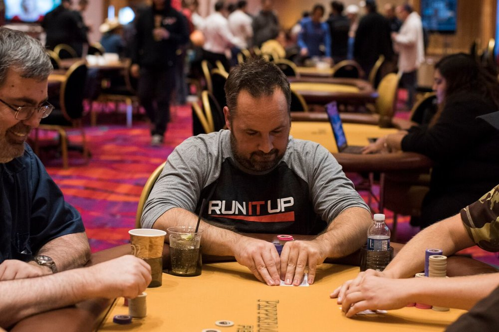 Brent Harrington, RIU Live Reporter, finished in 4th place for $707.