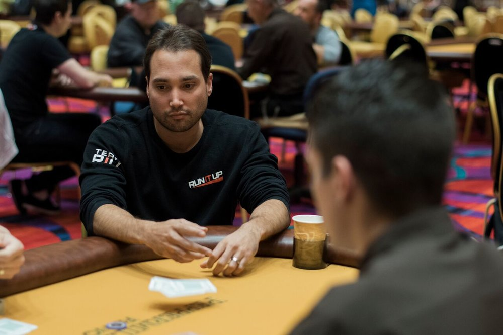 Rodrigo Moreira finished as runner-up for $1,200.