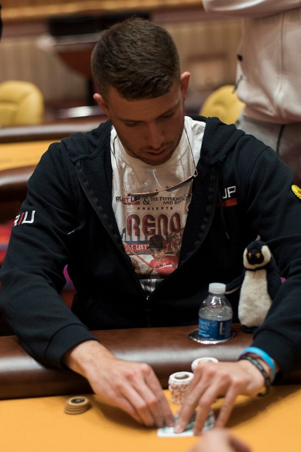 Jesse Capps, Black Chip Champion, Main Event Runner-Up, 7 RIU Reno Final Tables.