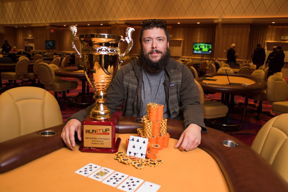 Loren Klein - Run it Up Main Event Champion