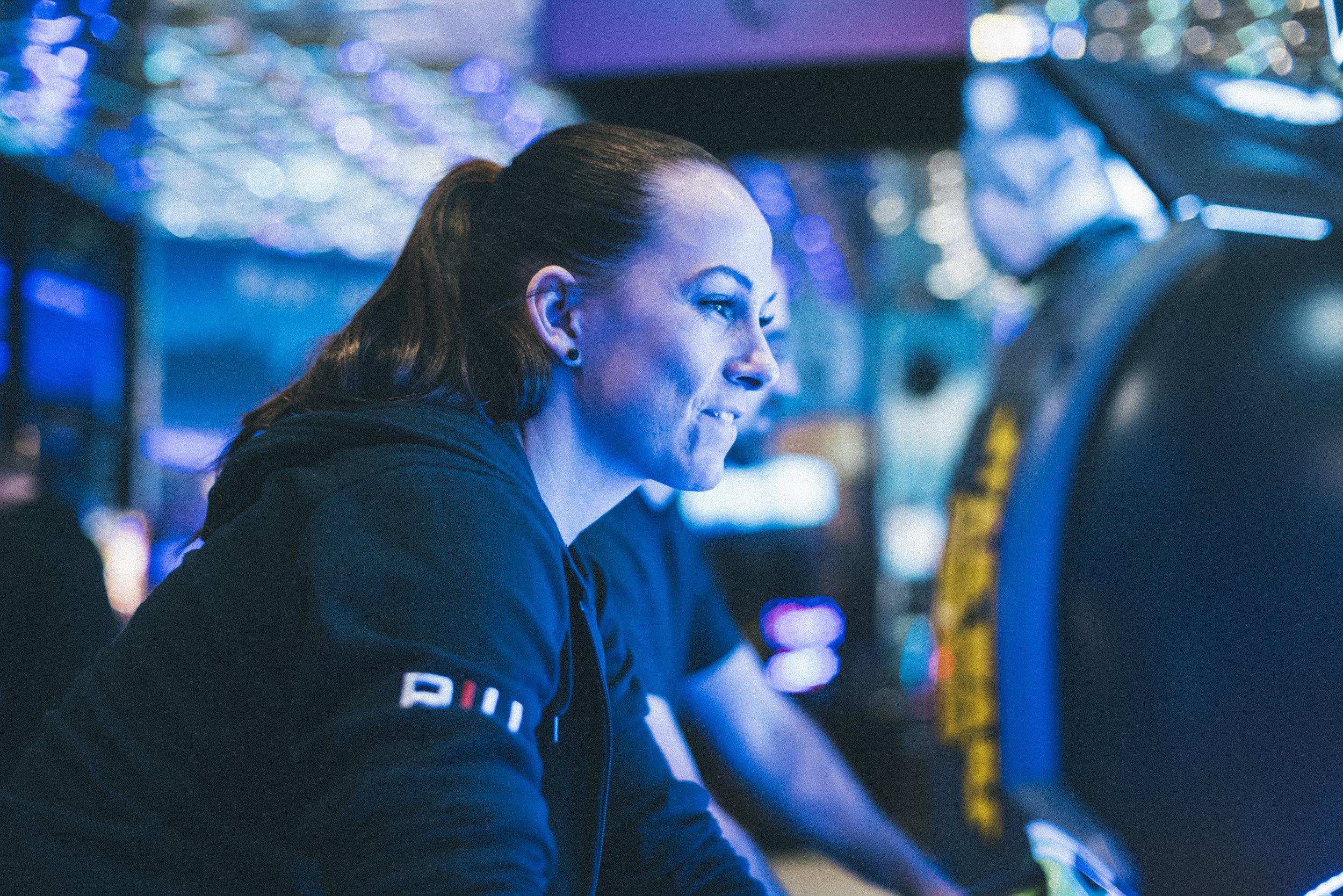Karaoke and arcade nights