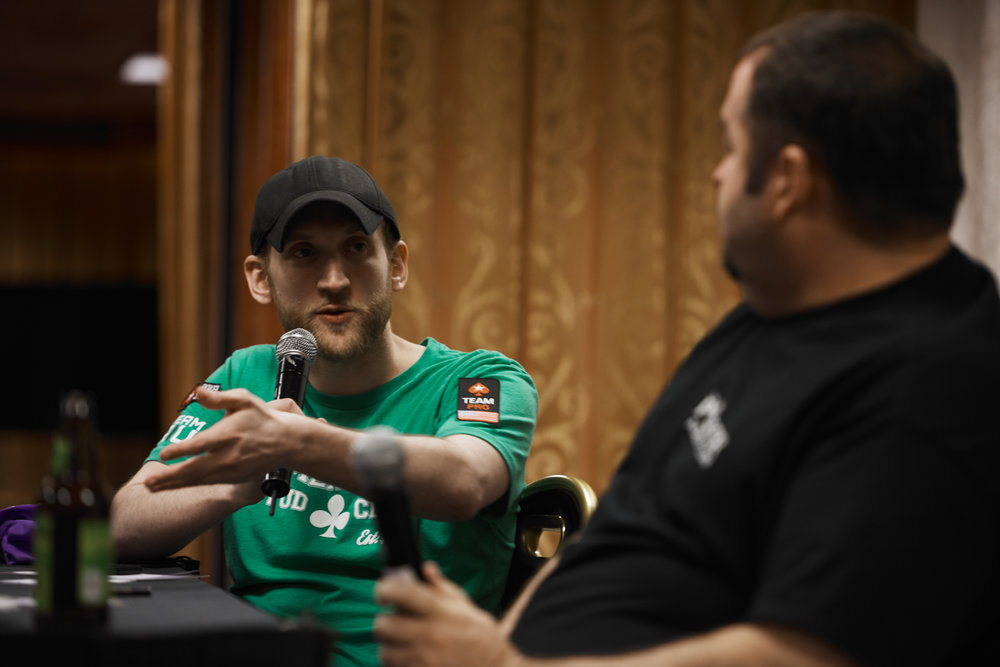 Jason Somerville and Rep Porter