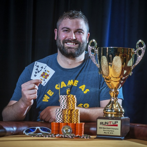 Blake Vincent: Defending RIU May 2016 Main Event Champion