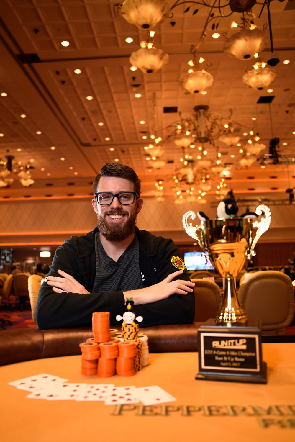 Jesse Capps: Two-time Run it Up Reno Champion!