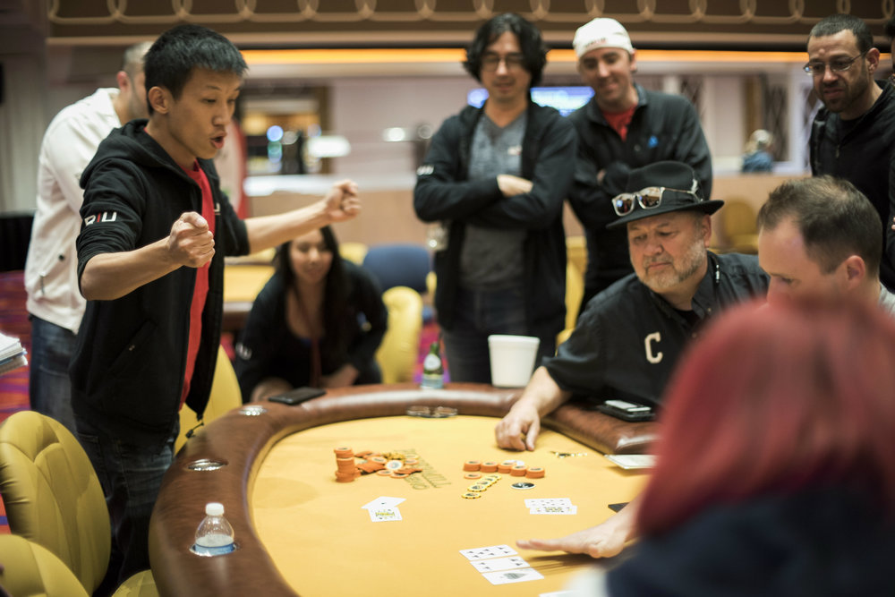 Albert Ng knows how thrilling poker can be