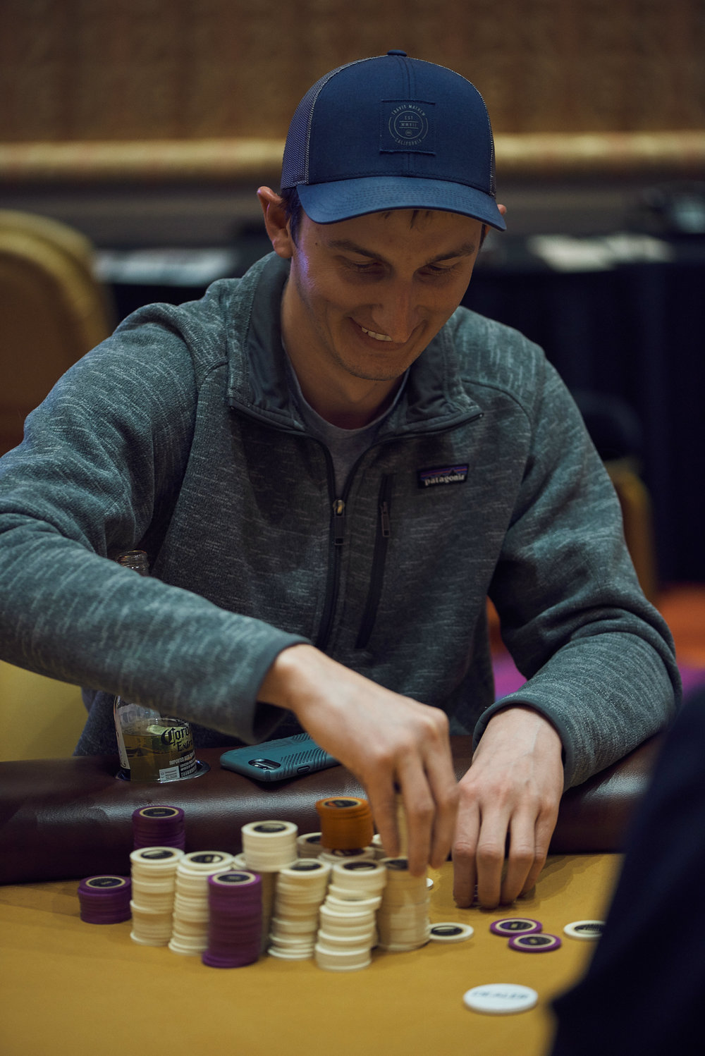 Chipleader Jerry Morrell
