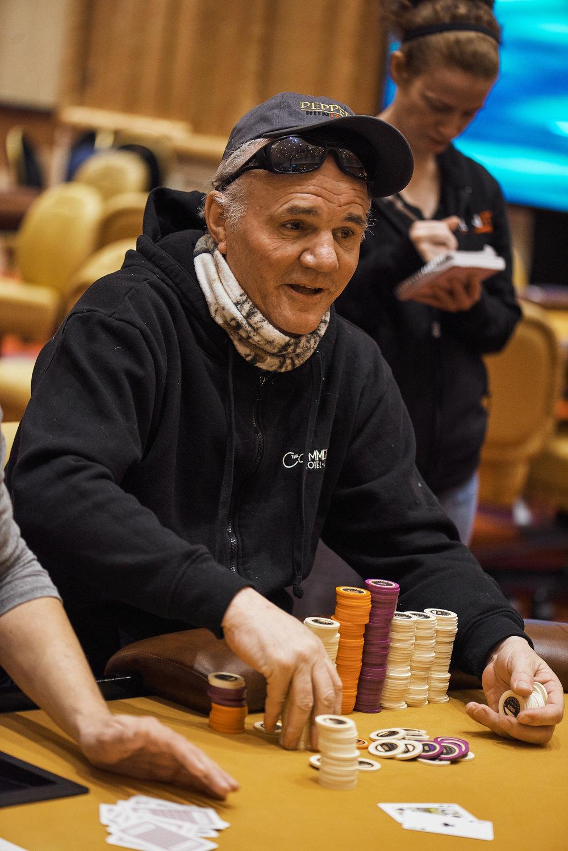 Chipleader Steve Nevius