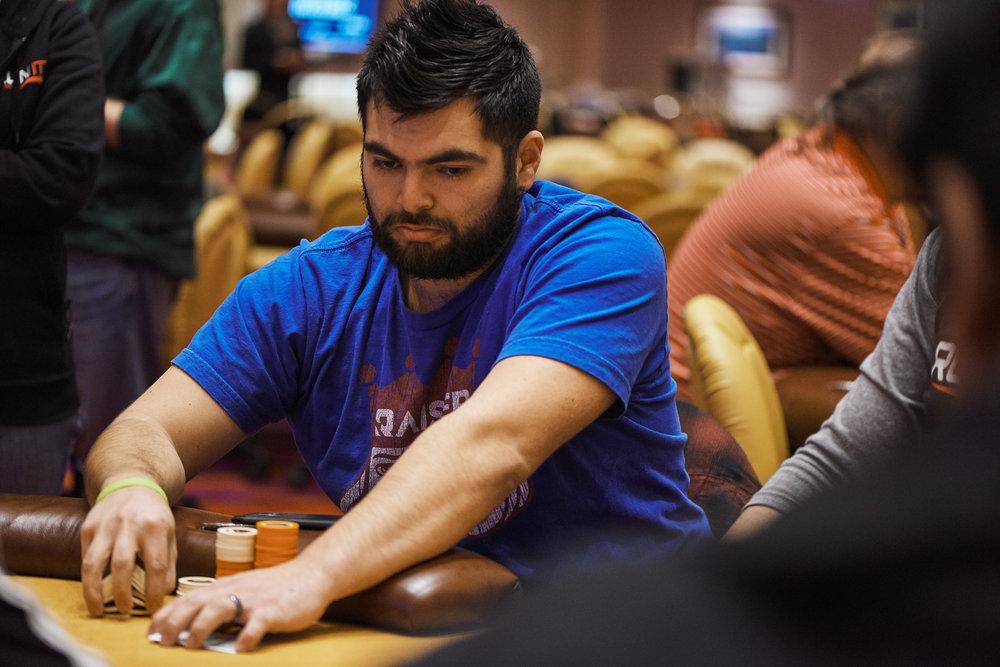 Ivan Zarate doubles through Joe Wegner
