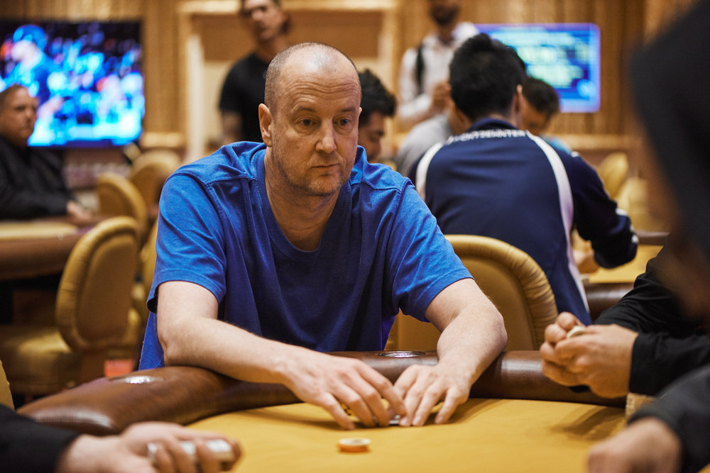 Eric Nelson eliminated in 9th place for $2,525