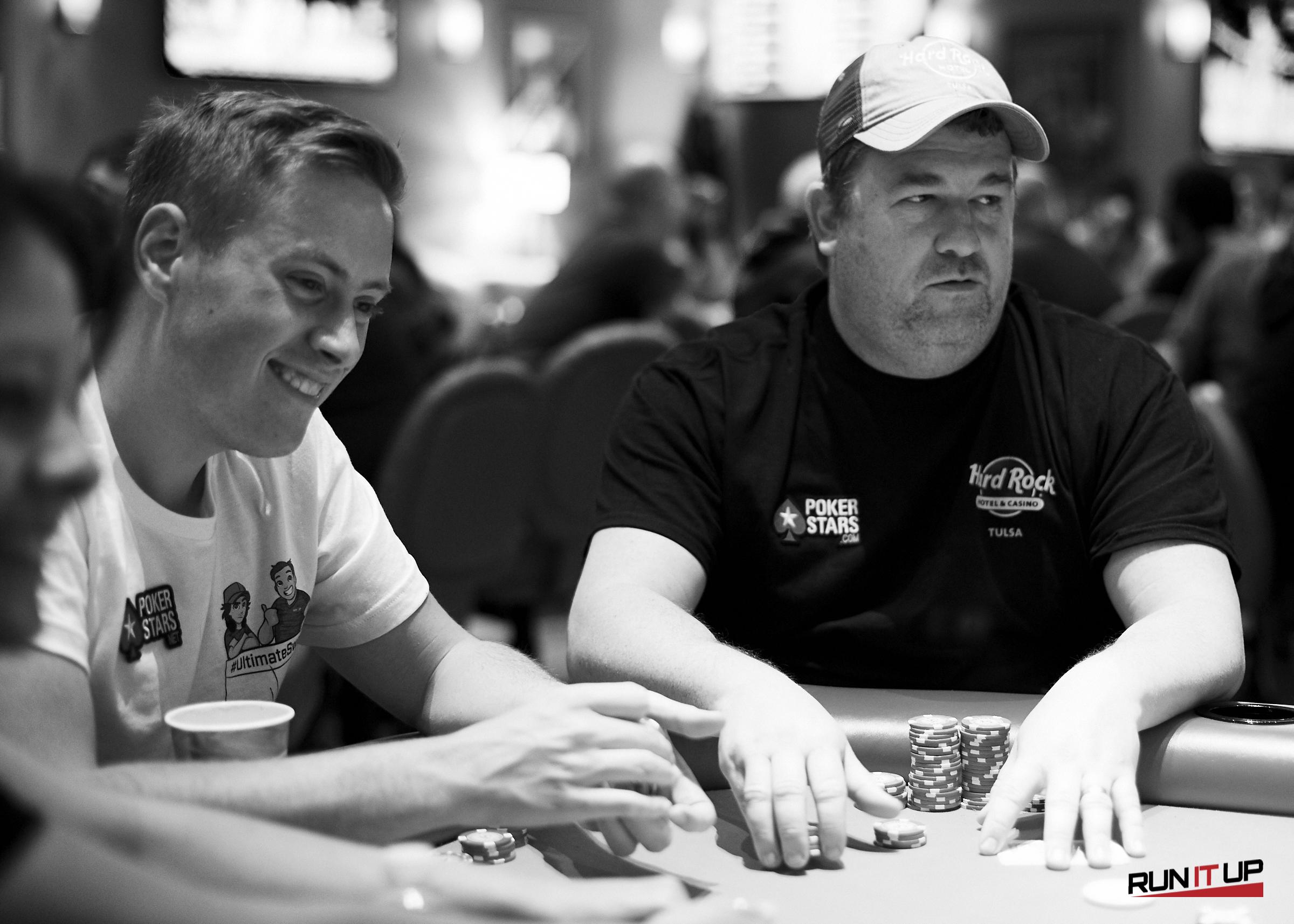 Cash Game Hangout