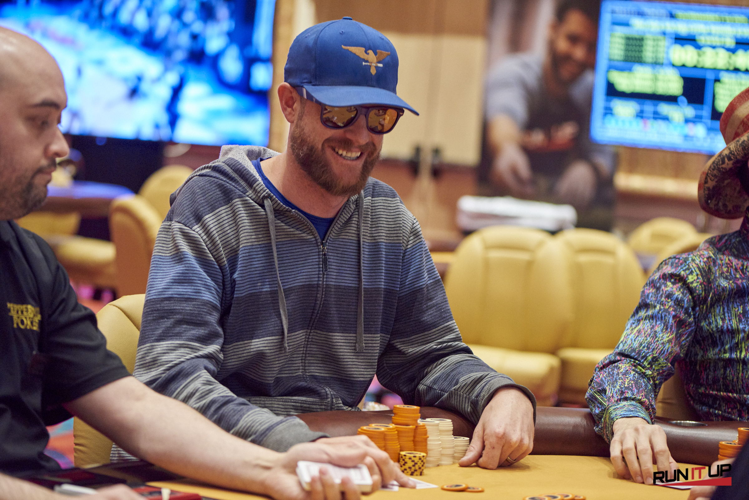 $600 MAIN EVENT Day 2