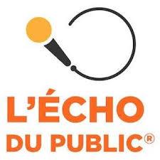 label l'ECHO du PUBLIC obtenu