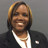 Zakiyyah Boone, VP of Child Care