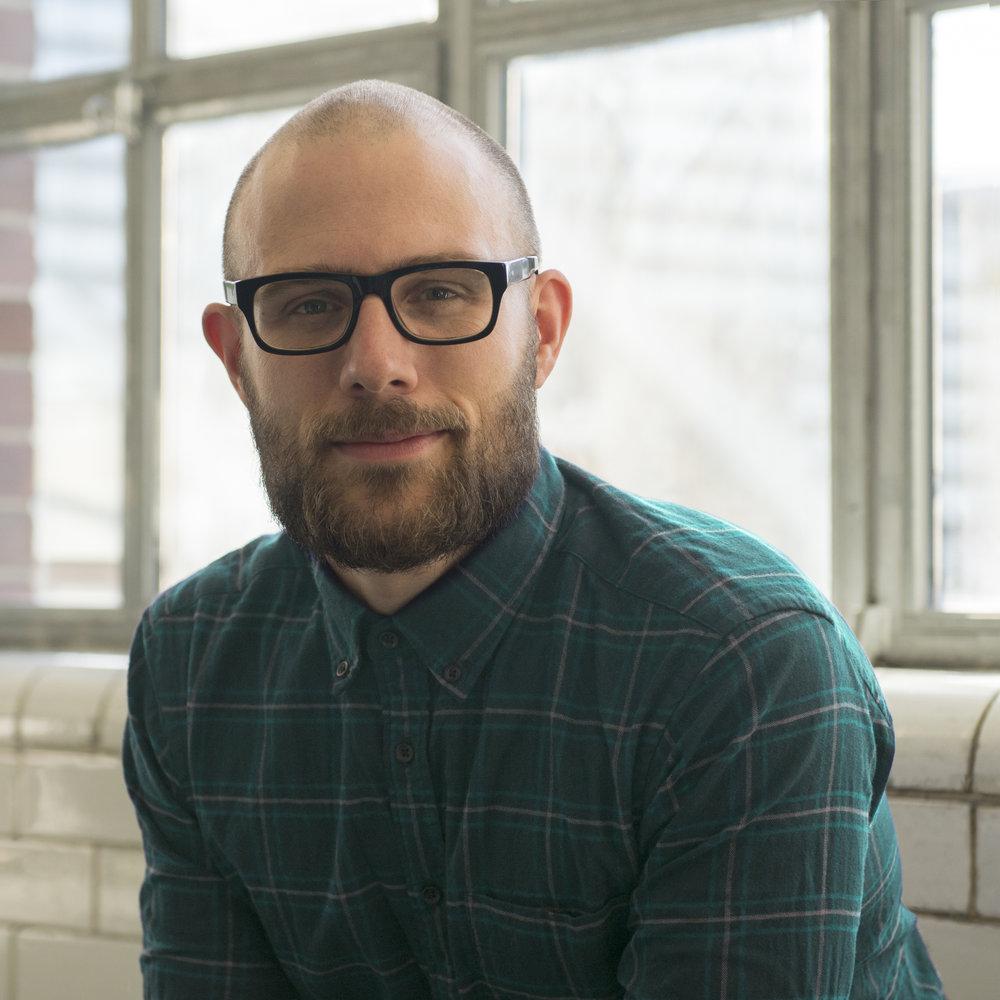 Jon Brombley Programme Director