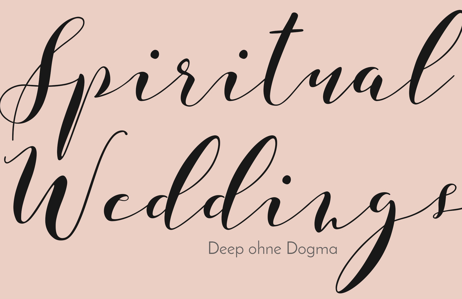 Spiritual Weddings
