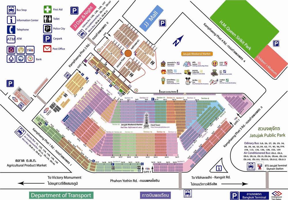 Image courtesy of www.chatuchak.org