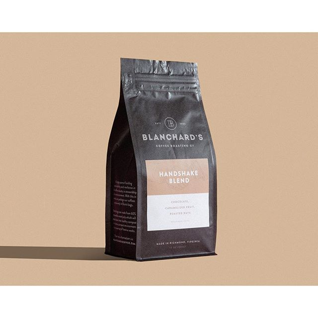 Custom illustrations and package design for the @blanchardscoffee line of signature blends👆🏽Swipe for detail shots
