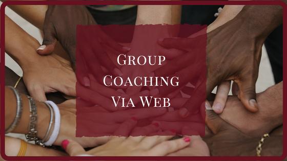 Group Coaching Via Web Linda Hayles