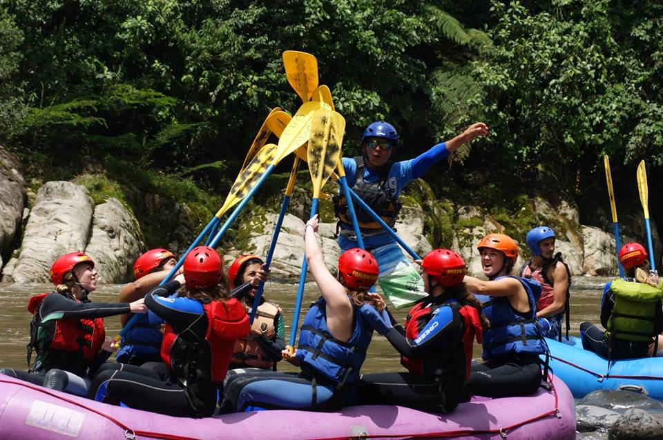 Rafting-fonce-river