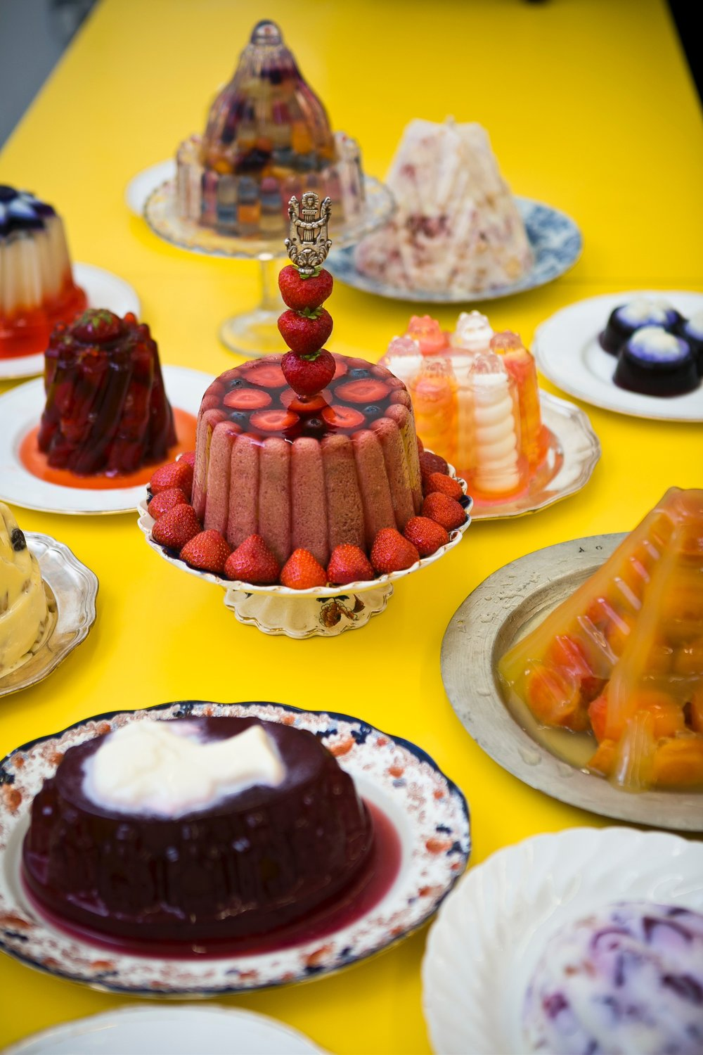 JELLY TASTING WITH IVAN DAY