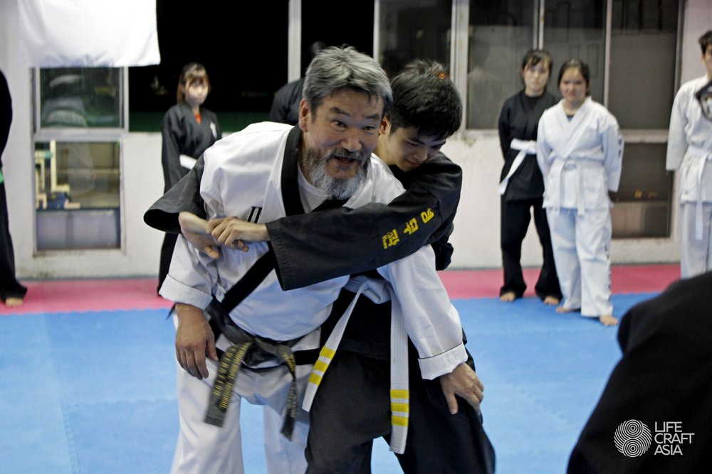 LifeCraft Asia - Hapkido