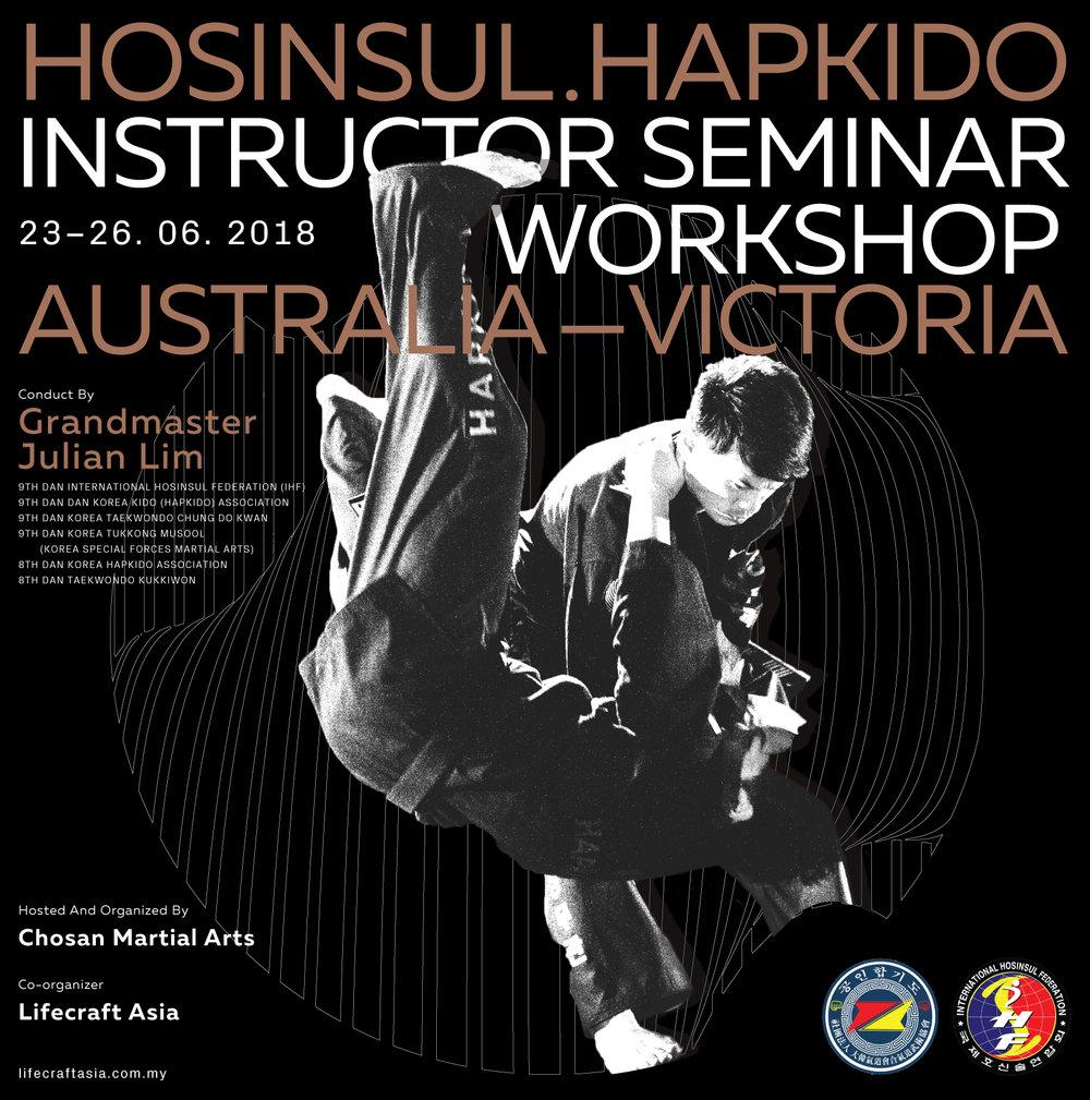Australia Hapkido Seminar