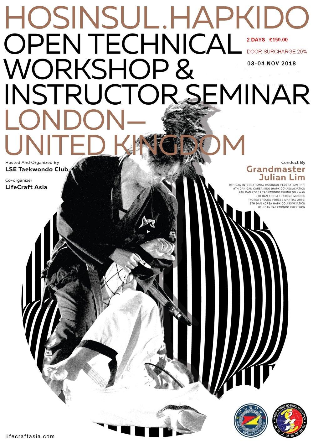 Hapkido & Hosinsul Seminar UK- London (P1).jpg