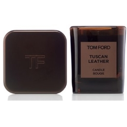 TOM FORD PRIVATE BLEND 'TUSCAN LEATHER' CANDLE