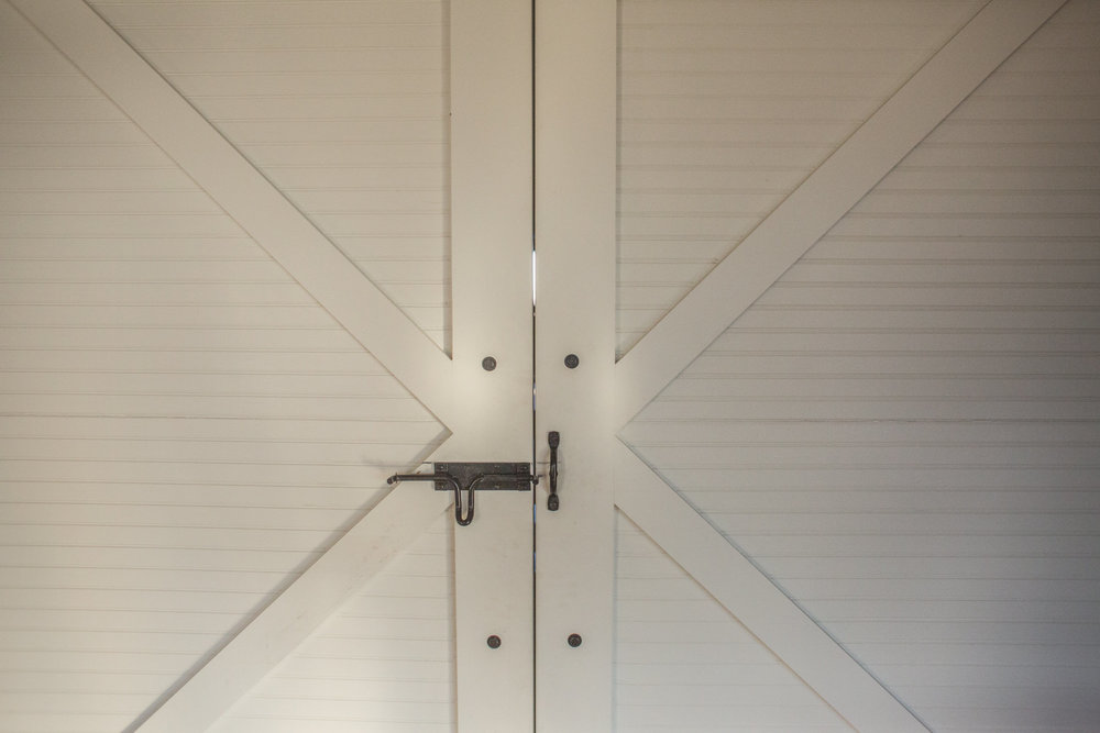 restoration/ sliding barn doors