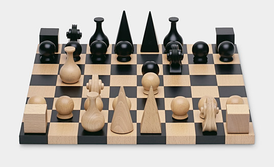 MAN RAY CHESS SET MOMA STORE
