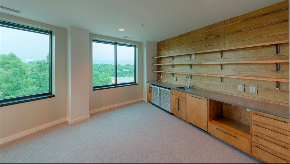 RLM OFFICES/ BREAK ROOM CABINETRY