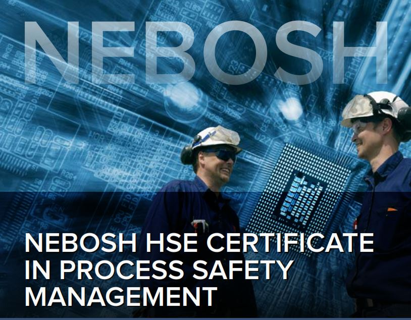 NEBOSH Process Safety