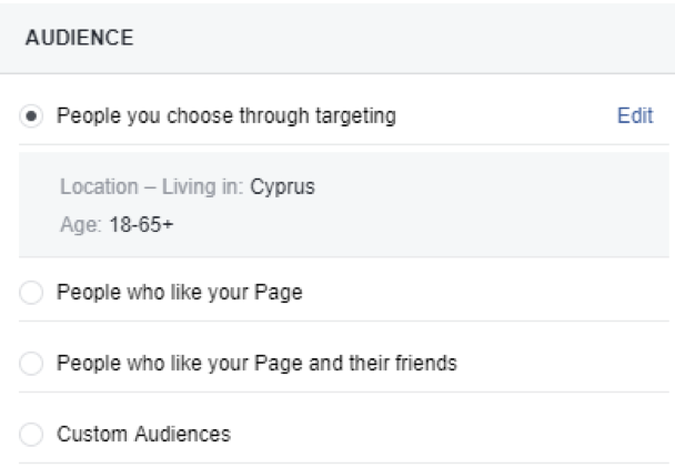 targeting for social proof