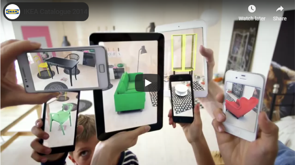augmented reality customer experience