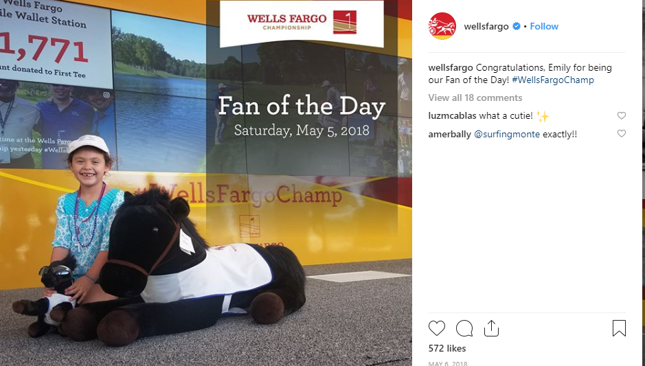 Wells Fargo Instagram B2B Finance