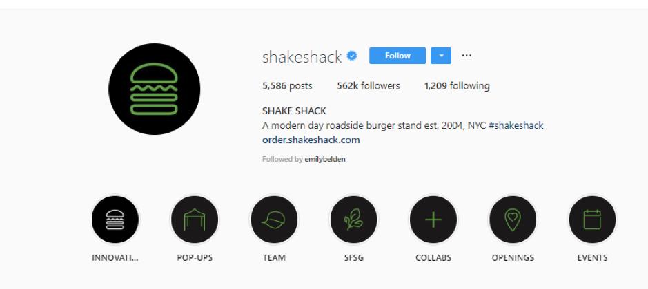 shakeshack instagram 2