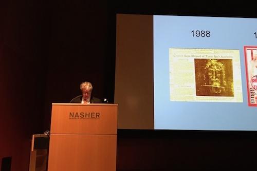 """""""The Shroud of Turin: Mystery Solved"""" at Duke University, Nasher Museum of Art"""
