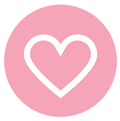 Soft and Feminine Brand Icon