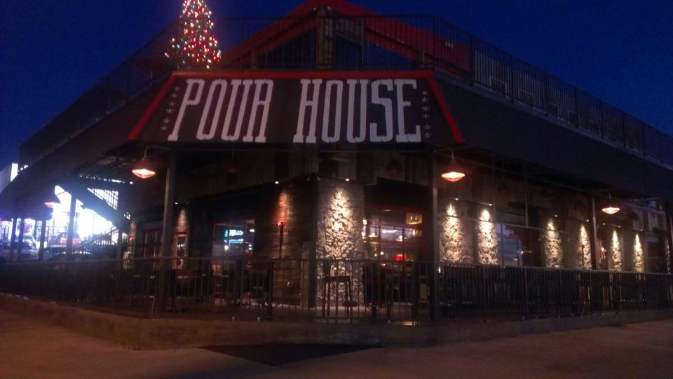 Pour House - 10% off single whiskey pours & 15% off flights