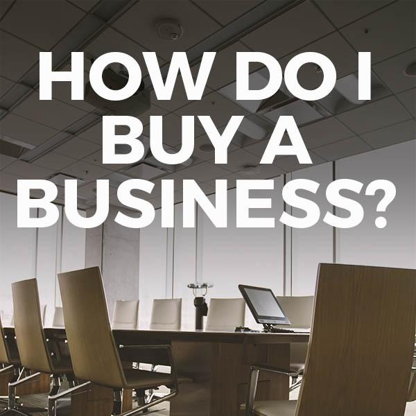 Business broker conference room